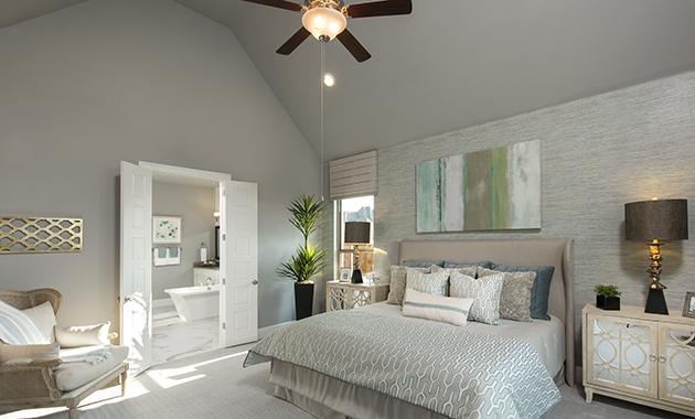 Master Bedroom - Design 4166