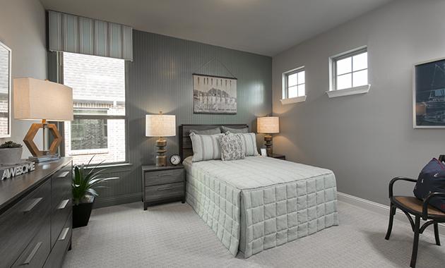 Secondary Bedroom - Design 4166