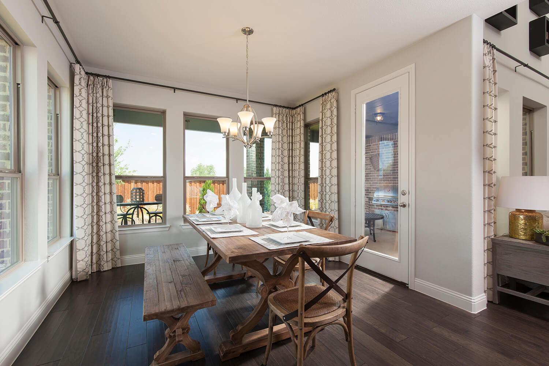 Dining Area - The Brookston (3099 Plan)