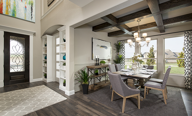 Dining Room- The Devine (Plan 3391)
