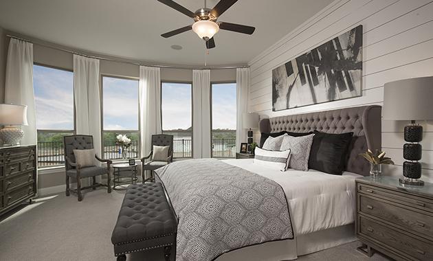 Master Bedroom- The Devine (Plan 3391)