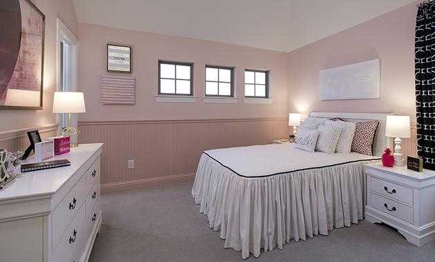 Secondary Bedroom - The Devine (Plan 3391)