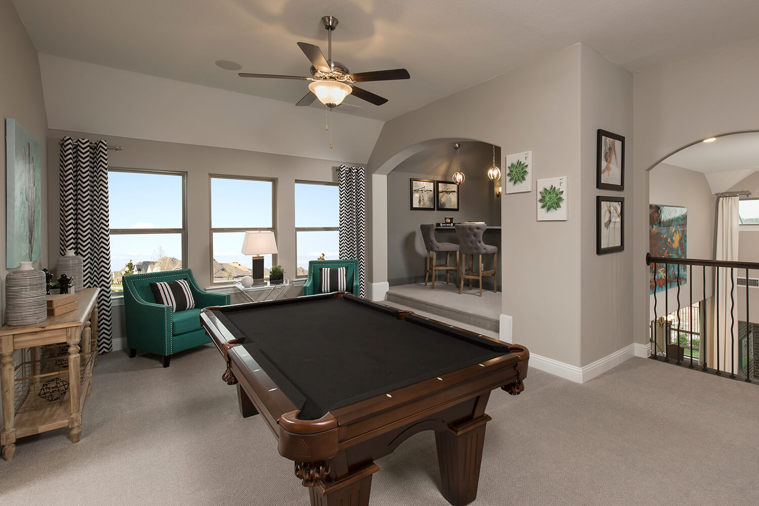 Game Room - The Devine (Plan 3391)