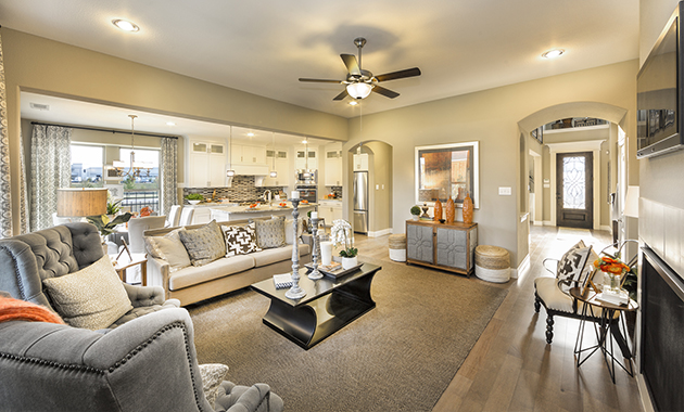 Family Room - The Campbellton