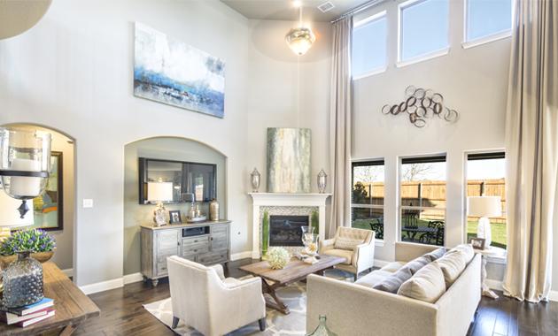 Family Room - The Lockhart (Design 3767)