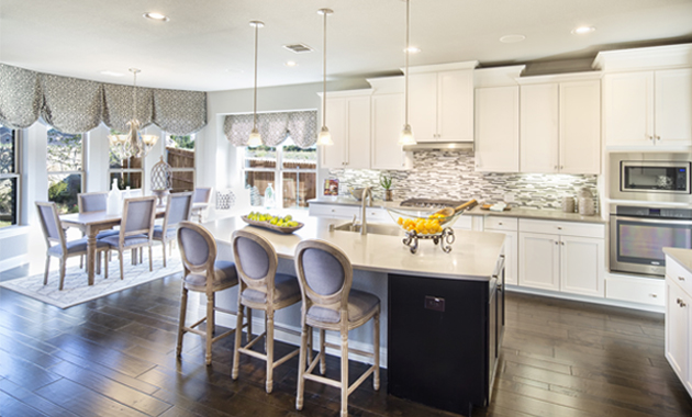 Kitchen - The Lockhart (Design 3767)