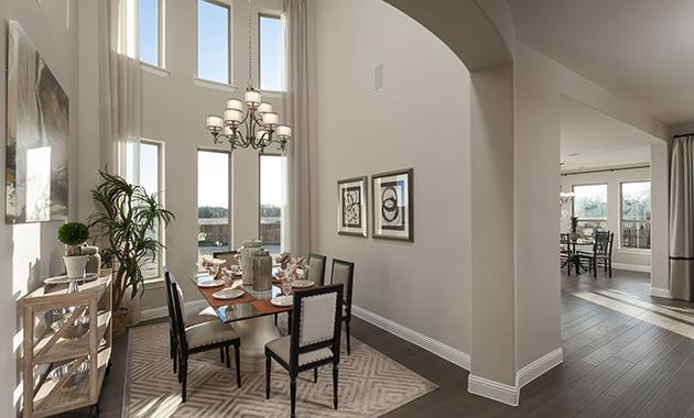 Dining Room- The Purslane (Plan 3731)