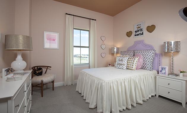 Secondary Bedroom- The Purslane (Plan 3731)