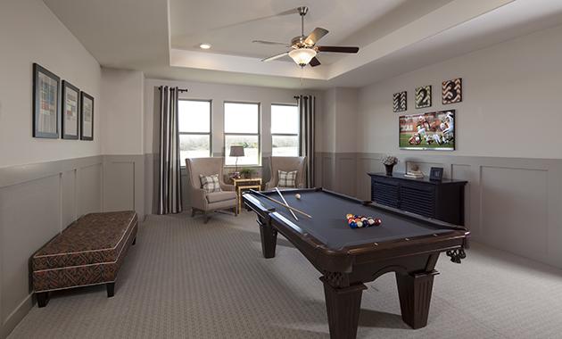 Game Room- The Purslane (Plan 3731)