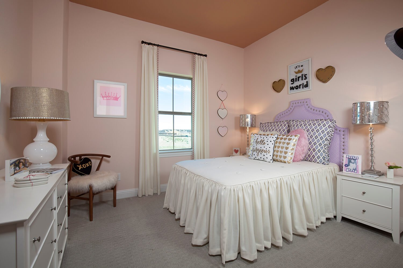 Secondary Bedroom - The Purslane (Plan 3731)