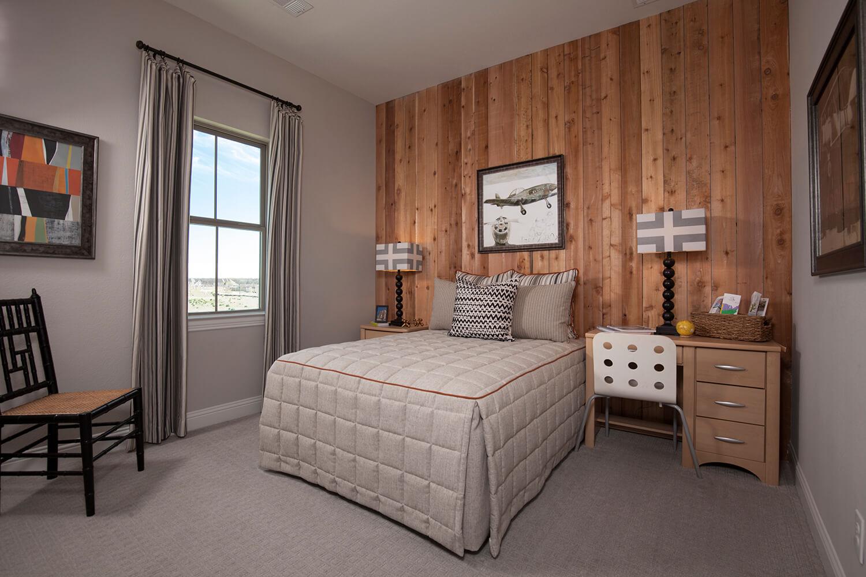 Secondary Bedroom - Design 3601- The Purslane (Plan 3731)