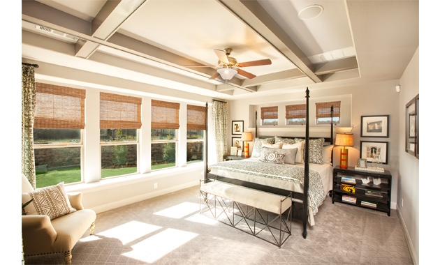 Master Bedroom - Design 3767