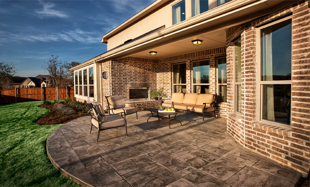 Patio - Design 3767