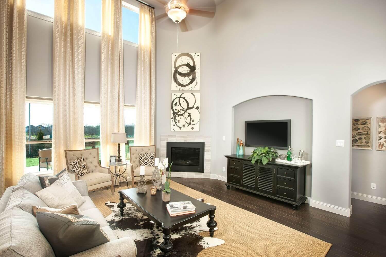 Family Room - Design 3767