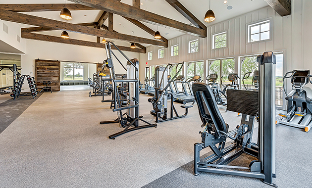 Mustang Lakes Fitness Center