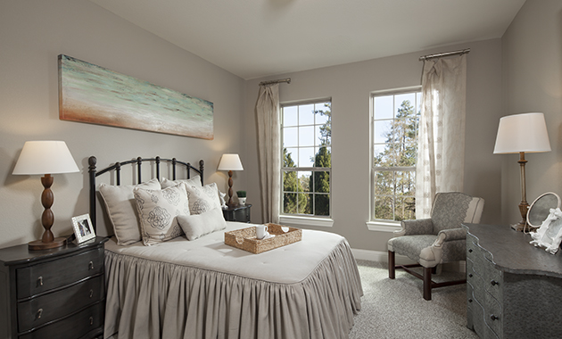 Guest Bedroom - The Caddo (Design 3630)