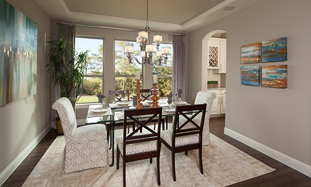Dining Room - The Caddo (Design 3630)