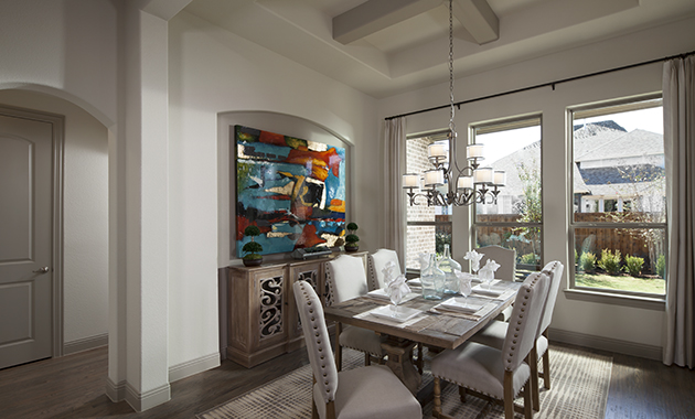 Dining Room - Design 3163