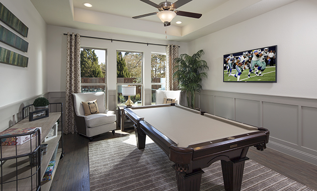Game Room - Design 3163