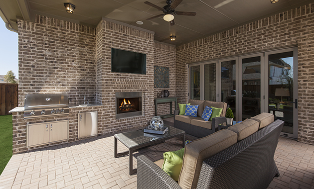 Patio - Design 3163