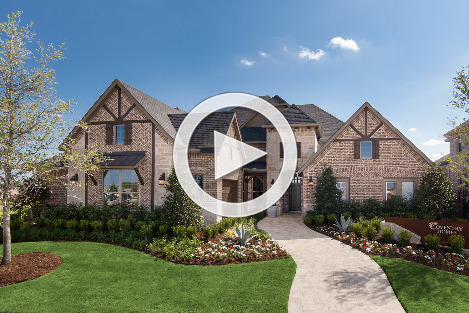 New Homes in Hollyhock | Frisco, TX | Coventry Homes on