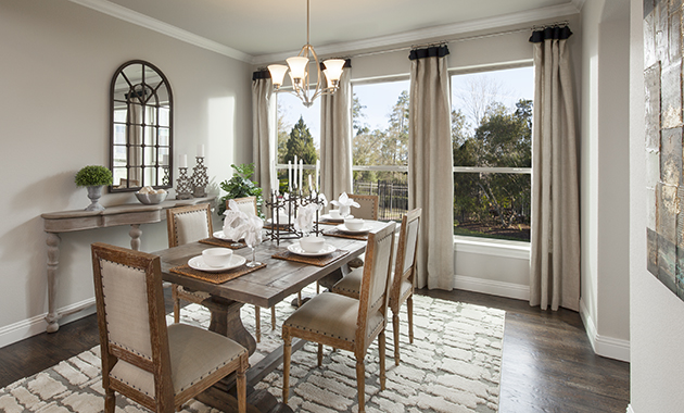 Dining Room - Design 3097