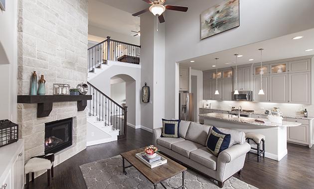 Living Room - Design 3097