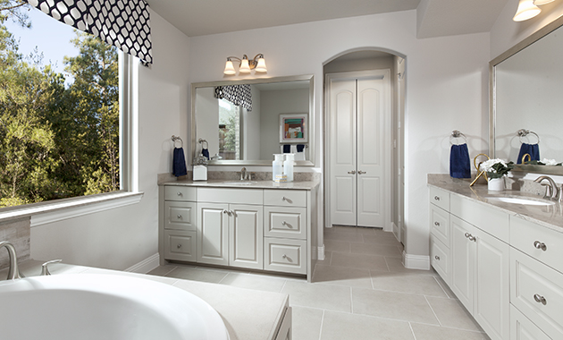 Master Bathroom - Design 3097