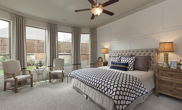 Master Bedroom - Design 3097