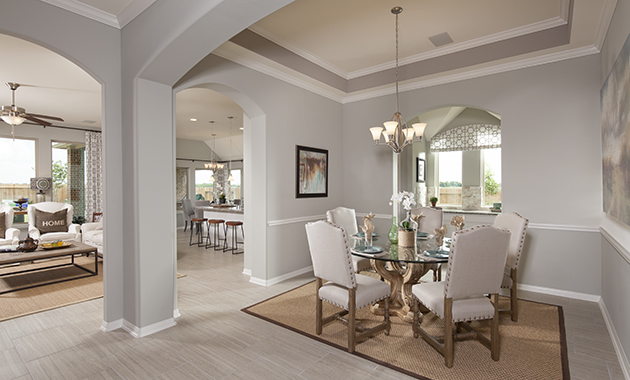 Dining Room - The Spring (6460 Plan)