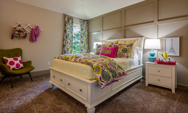 Secondary Bedroom - Design 7301