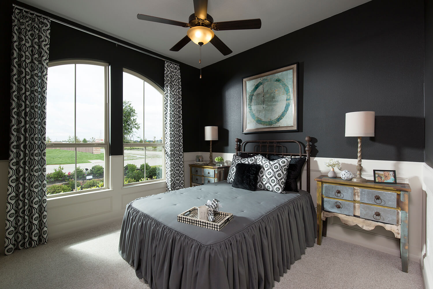 Guest Room - Wolfforth (6496 Plan)
