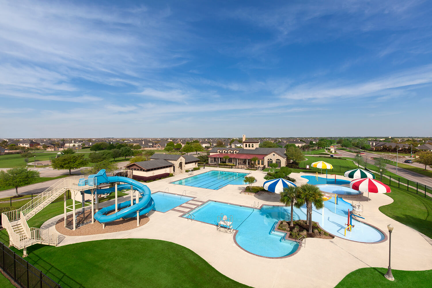 Grand Mission Estates - Community Pools