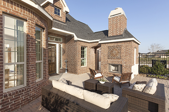 Courtyard - Design 5863