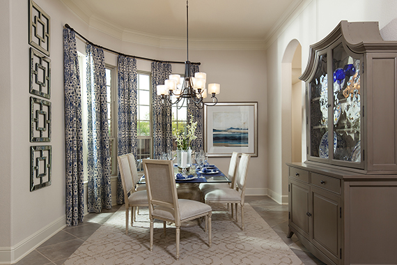 Dining Room - Design 5863