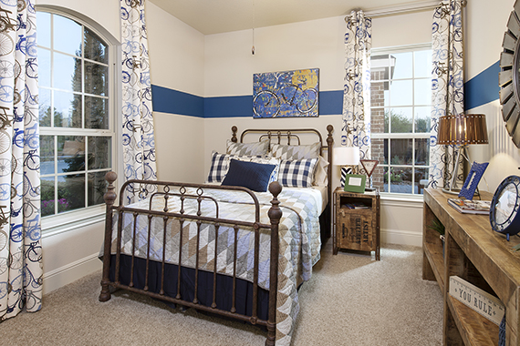 Secondary Bedroom - Design 5863