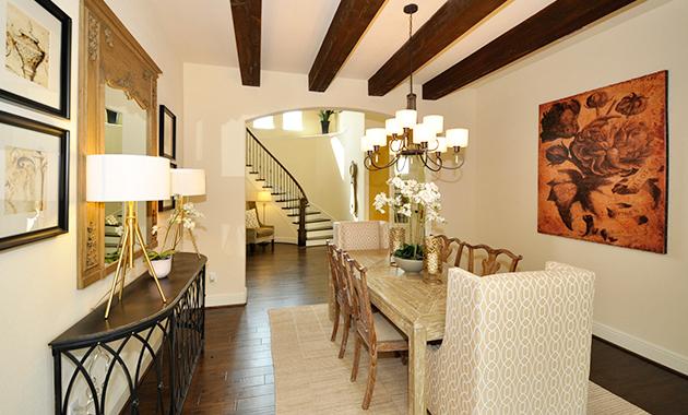 Dining Room - Design 7304