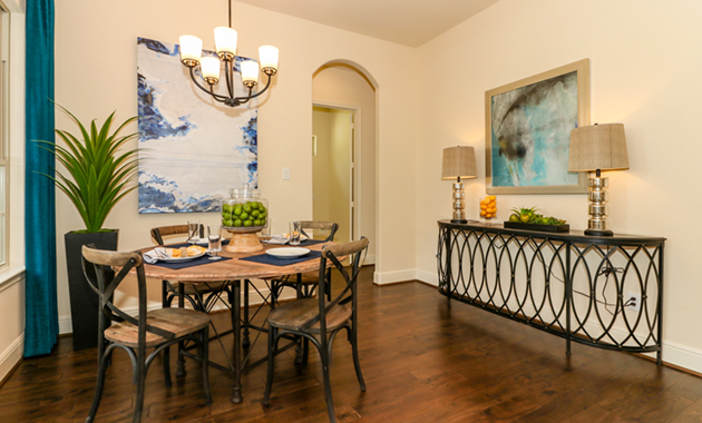 Breakfast Area - Design 7304