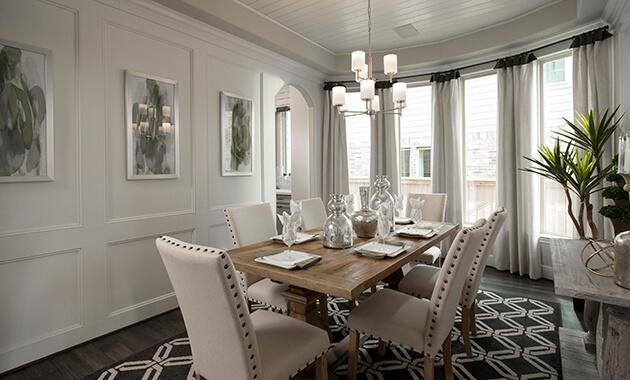 Dining Room - Design 5960