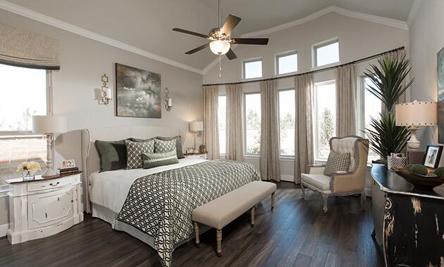 Master Bedroom - Design 5960