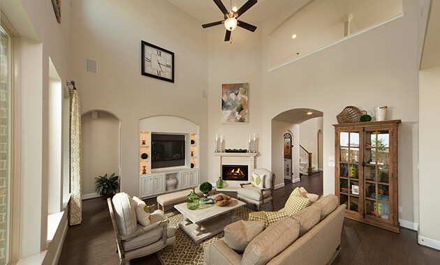 Living Room - Design 5960