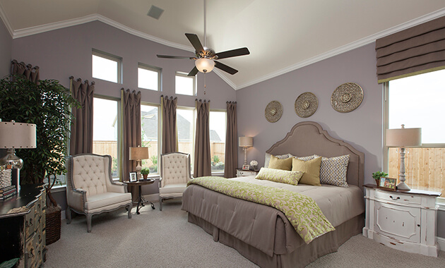 Master Bedroom - Design 5960