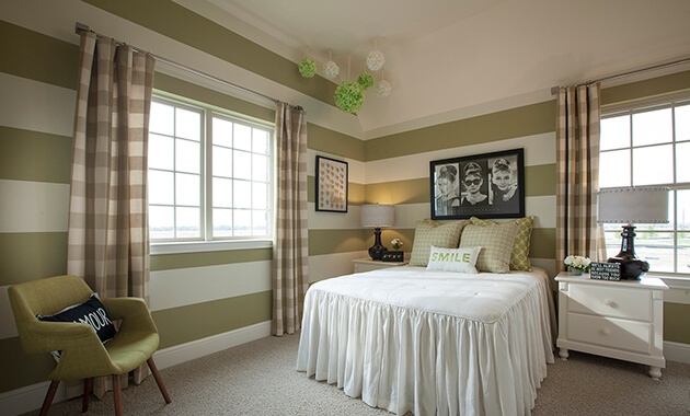 Secondary Bedroom - Design 5960