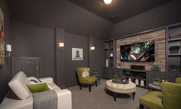 Media Room - Design 5960