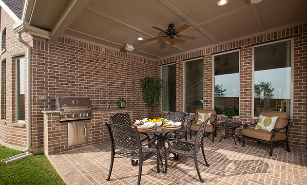 Patio - Design 5960
