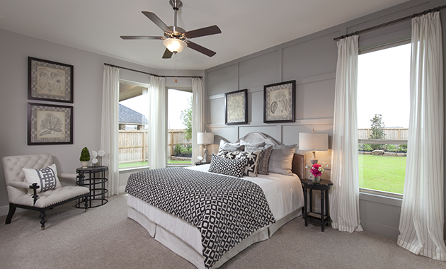 Master Bedroom - Design 5391
