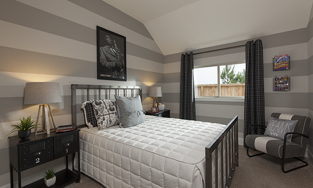 Secondary Bedroom - Design 5391