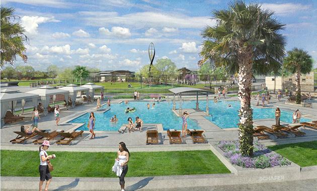 Meridiana Amenity Pool