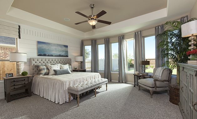 Master Bedroom - Oakhurst (6489 Plan)