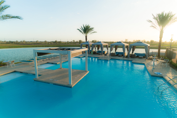 Meridiana Amenity Pool